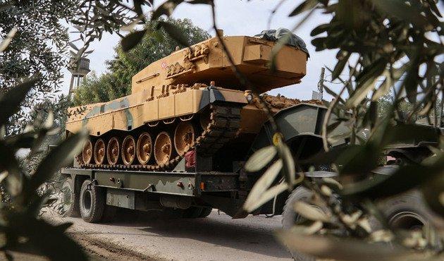 Türkiyə Ordusu irəliləyir- Afrində son 5 yaşayış məntəqəsini azad edilir