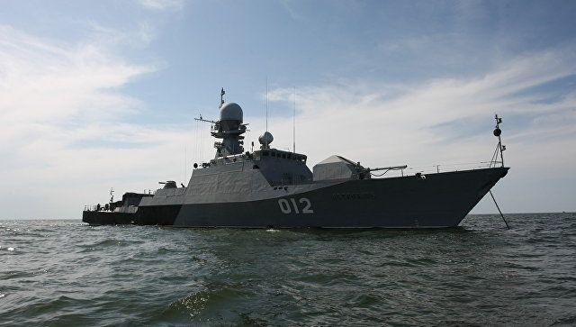 Rusiya Xəzər donanmasını Həştərxandan Dağıstana köçürür