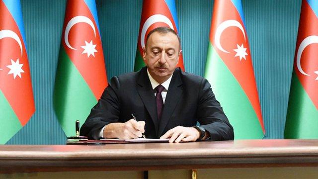 """""""Bu faciədən olduqca kədərləndim…"""" –Prezident İlham Əliyev gürcü həmkarına başsağlığı verdi"""