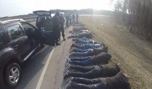 Belarus xüsusi təyinatlıları insan qaçaqmalçılığına başçılıq edən Azərbaycan vətəndaşına qarşı silah işlədir