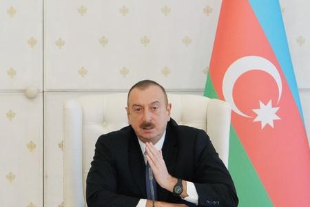 """Prezident İlham Əliyev: """"Bu dərəcədə biabırçılıq, alçaqlıq olmaz..."""" - VİDEO"""