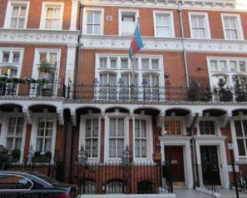 Londondakı Azərbaycan səfirliyinin hesabları donduruldu