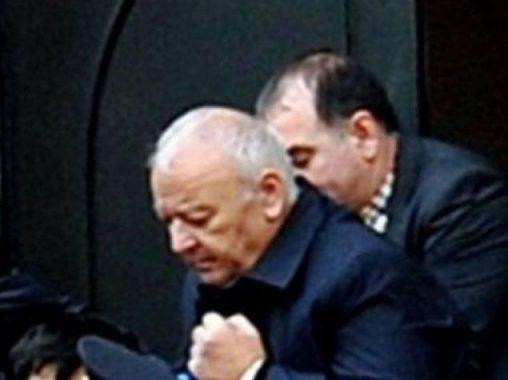 Akif Çovdarov məhkəməyə həkim müşayiəti ilə gətirildi