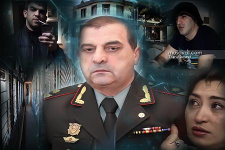 General Əlixanovu bitirən qaçış