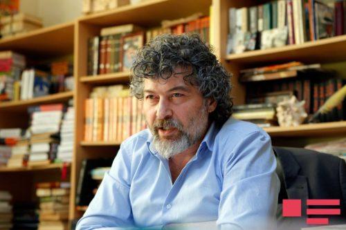 """Şahbaz Xuduoğlu: """"Sabir Rüstəmxanlıdan aylarla küsülü qaldım ..."""