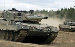 """Azərbaycan """"Leopard"""" tanklarının istehsalçısı ilə danışıqlar aparır"""