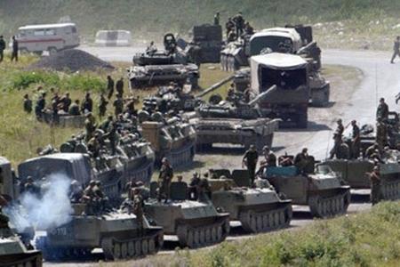 Trampın NATO qalmaqalı: Gürcüstan hədəfə çevrilə bilər