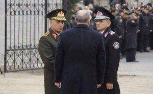 Mədət Quliyev, Ramil Usubov və Zakir Qaralov Gəncədə
